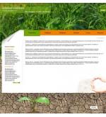 Макет дизайна Минеральные удобрения, агрономика