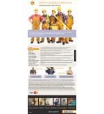 Дизайн сайта  муж на час бытовые услуги, домашний мастер