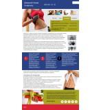 Дизайн сайта домашний фитнес тренер