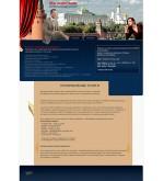 Макет дизайна Бизнес, сайт нотариуса